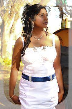 Vasi on her Wedding Day @ Mokoya Lodge