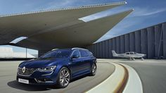 New Renault Talisman Grandtour certainly has the pool of potential customers.