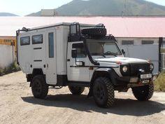 Mercedes G Wagon camper Expedition Trailer, Overland Trailer, Expedition Vehicle, Mercedes G Wagon, Mercedes Benz Trucks, Slide In Camper, Mini Camper, Truck Bed Camper, Truck Camper