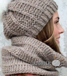 Crochet 1 Hour Messy Bun Beanie Crochet Hat With Bow Crochet Gandalf Hat Pattern Tam O Shanter Hat Loom Knitting, Hand Knitting, Tam O' Shanter, Knit Crochet, Crochet Hats, Crochet Fashion, Crochet Clothes, Knitted Hats, Messy Bun