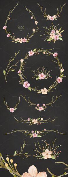 Resultado de imagen de Flowers by NataliVA