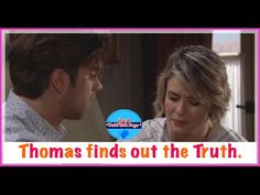 #BoldandBeautiful #BoldTalk 5/13/16 Thomas finds out the TRUTH!