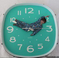 DIY Personalised Clock!
