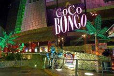 COCO BONGO CANCUN MON-WED