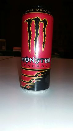 NOT A BAD MONSTER DRINK!