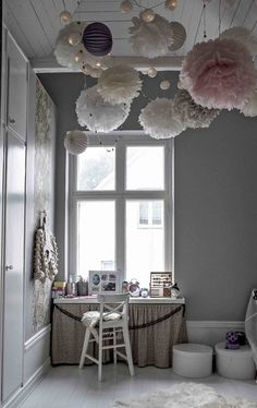 Kika in i programledaren Malin Perssons härliga gamla stenhus Kids Room Design, Interior Design Living Room, Living Room Designs, Baby Bedroom, Girls Bedroom, Bedroom Decor, Baby Barn, Home And Deco, Interiores Design