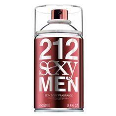 212 Sexy Men Body Spray - Carolina Herrera