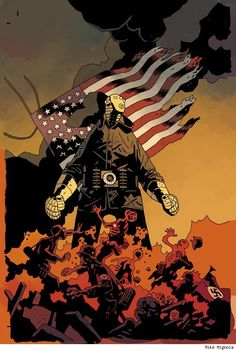 Jason Latour And Mike Mignola Team Up For 'Sledgehammer' in 2013