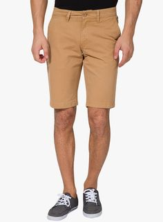 Buy The Indian Garage Co. Brown Shorts for Men Online India, Best Prices…