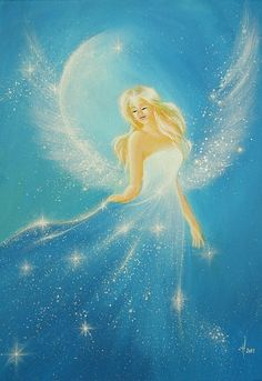 Limited angel art photo dance with the stars  by HenriettesART