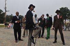 Gentlemen Of Bacongo: Image from Gentlemen Of Bacongo by Daniele Tamagni