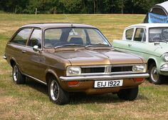1973 Vauxhall Viva HC Estate