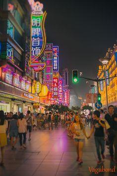 Nanjing Lu - Shanghai