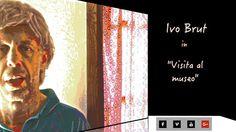 """Ivo Brut in """"Visita al museo"""".  Video umoristico sui musei.    www.avanzidicultura.com"""