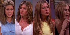 Tutti gli hairstyle di Rachel Green che sempre hai amato -cosmopolitan.it