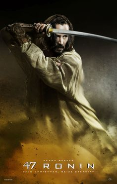 47 RONIN Character Poster (Outcast) #47ronin