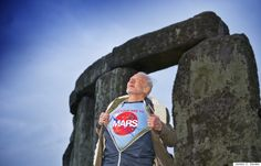 Buzz Aldrin is ready to see humans on Mars | James O. Davies Photography