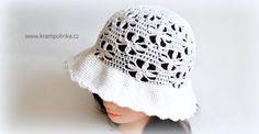 ToteBag Cordy alias taška do ruky – Krampolinka Crochet Hats, Tote Bag, Fashion, Knitting Hats, Moda, Fashion Styles, Totes, Fashion Illustrations, Tote Bags