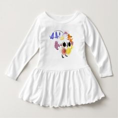 Baba Flower Power! Dress - tap, personalize, buy right now!