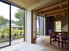 mds architects / yatsugatake villa, yamanashi