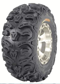 It's not a doughnut, but it will satisfy. The Kenda Bear Claw 8 Ply Radial UTV Tire can rip up any terrain and have fun doing it. Self cleaning treads and a smooth ride awaits with these #utv #tires $106.55 http://www.sidebysidestuff.com/kenda-bear-claw-radial-tire-8-ply.html