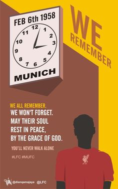 Picture: Liverpool pay tribute to the victims of 1958 Manchester United Munich air disaster | 101GG Football news