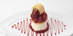 This raspberry recipe is a stunning way to celebrate the berry season. Crème…