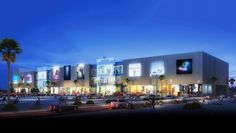 Nakheel Circle Mall-Jumeirah Village