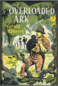 The Overloaded Ark (TOA) was Gerald Durrell's first book, written in 1953 after his marriage to Jacquie Wolfenden – who encouraged him to write to make money when he could not find work…