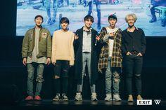 WINNER fanmeet in Daejeon #Seunghoon #Jinwoo #Seungyoon #Mino #Taehyun