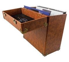 Buy GPO Vinyl Case - Brown at Argos.co.uk, visit Argos.co.uk to shop online for Audio accessories, Home audio, Technology