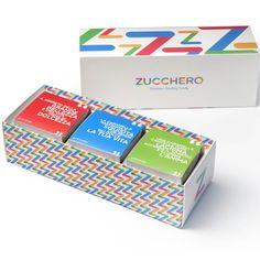 COMPONI IL TRIS CUBI …. #ZUCCHEROCANDY http://www.zuccherocandy.it/confezioni-personalizzate/