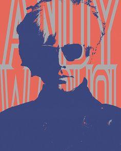 Andy Warhol master of the popart  https://myownartgallery.com/artists/john-vonbrown  #moag #popart #contemporaryart #art #urbex #streetart #andywarhol #artoftheday