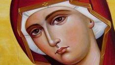 Βοήθα Παναγιά Queen Of Heaven, Orthodox Icons, Sacred Art, Princess Zelda, Disney Princess, Our Lady, Christianity, Snow White, Disney Characters