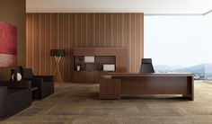 Dx Office Table With Side Credenza Series Office Tables - BCTD - 17 2.3