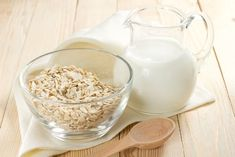 Lose Weight Naturally With Oatmeal Water - Step To Health Oatmeal Water, Detox Recipes, Healthy Recipes, Colon Irritable, How To Make Oats, Liver Detoxification, Lose Weight Naturally, Glass Of Milk, Food And Drink