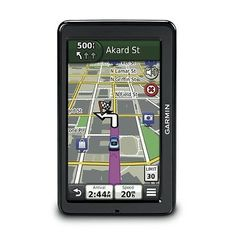 awesome NEW Garmin nuvi 2555LMT Auto Traffic Receiver Voice GPS Lifetime Maps & Mount - For Sale