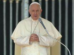 Papa: saneamento básico é condição para superar injustiça social