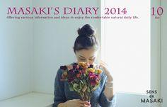 Masaki's diary Oct 2014 Hair Styles, Cute, Flowers, Beauty, Hair Plait Styles, Hair Makeup, Kawaii, Hairdos, Haircut Styles