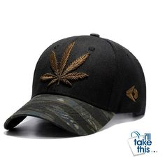 High quality Baseball Cap Unisex Sports leisure hats digital printing star / trees sport cap for men and women hip hop hats USD Unisex Leaf Camouflage Baseball Cap Snapback Hat For Men Outdoor Casual Army Caps Women Gorra Wholes Fitted Baseball Caps, Embroidered Baseball Caps, Baseball Hats, Sports Baseball, Lacoste, Camouflage, Hemp Leaf, Hip Hop Hat, Sports Caps