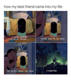 29 bff memes to share with your bestie on national best friend day All Meme, Stupid Funny Memes, Funny Relatable Memes, Haha Funny, Funny Stuff, Funniest Memes, Best Friend Quotes Funny Hilarious, Funny Memes For Him, Funny True Stories