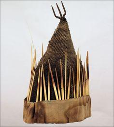 Shaman's hat, nepal