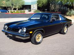 1975 chevy vega | 1975 Chevy Cosworth Vega