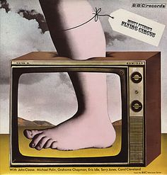 The groundbreaking comedy skit series from the BBC - Monty Python's Flying Circus.  You had to be there!