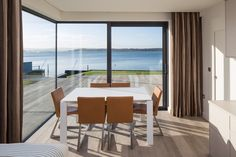 Room with a view over Poole Bay, Dorset, UK. [OS][1920x1280] - Interior Design Ideas, Interior Decor and Designs, Home Design Inspiration, Room Design Ideas, Interior Decorating, Furniture And Accessories