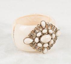Bracelete Lalibela para o Reveillon.  Na loja online.