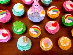 care bear first birthday ideas | Oh Sugar! : Carebear's Theme 1st Birthday