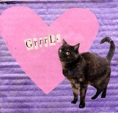 (grrrl.) Cats n Cats