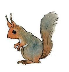 Aleksis Kivi - Vilskeen väkeä: Orava Tuhkaselkä ja Aleksis Rooster, Books, Animals, Libros, Animales, Animaux, Book, Animal, Animais