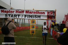 A strong finisher . Marathon, It Is Finished, Strong, Marathons